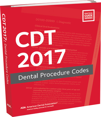 CDT 2017 with eBook Book Cover