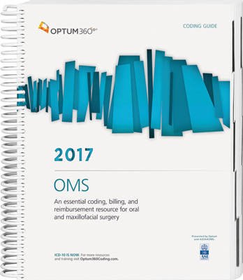 Coding and Payment Guide for OMS 2017 Book Cover